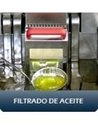 FILTRADO DE ACEITE