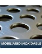 MOBILIARIO INOXIDABLE